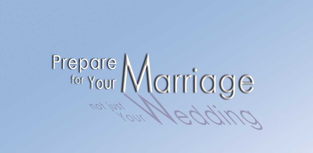 Prepare for Your Marriage
